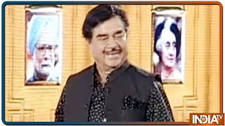 Shatrughan Sinha In Aap Ki Adalat | Election Special