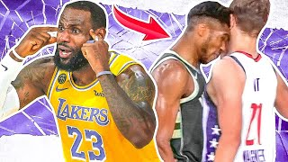 *NEW* Most HEATED Moments - NBA Bubble Edition - Part 1