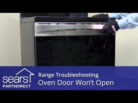 Oven Door Won't Open: Troubleshooting Door Lock Problems