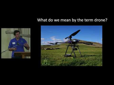 Will Bignell   The Drone Revolution   2017 Water for Profit State-Wide Event