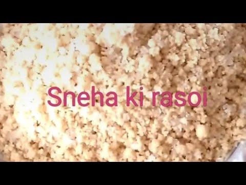 Panjiri, Aate ka churma for somwar (Monday) fast