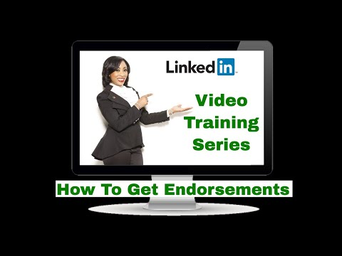 Linkedin Growth Series (4. How To Get Endorsements)