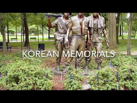 Arlington/Korean/Vietnam Memorials