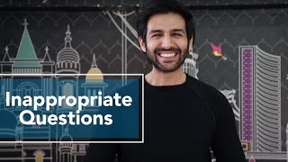 Inappropriate Questions With Kartik Aaryan!