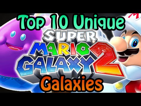 Top 10 Unique Super Mario Galaxy 2 Galaxies