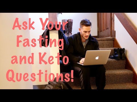 Fasting and Keto COMBINED - Live Q&A  from Las Vegas