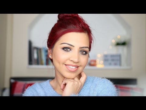 DINNER DATE MAKEUP ROUTINE  | SABA ALI