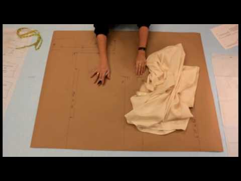 Victorian Shirt: Folkwear Pattern # 202 Pt. 3.  Grading up the pattern