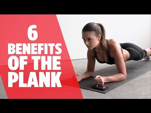 6 Benefits of the Plank