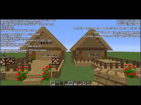 Bikin Rumah Sederhana Tapi Agak Moderen Minecraft Creative Indonesia