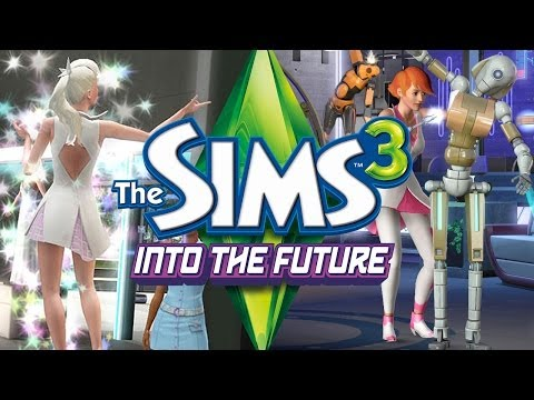 The Sims 3 Into The Future - Hair, Clothing, & Objects!