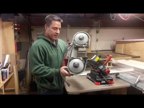 Building Double Barn Doors: Metal Cutting
