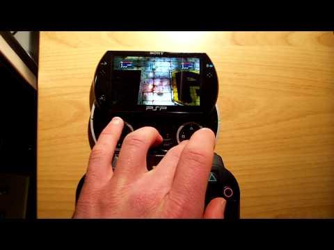 PSX multiplayer on PSP go - Loaded