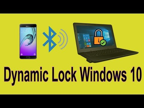 How To Setup Dynamic Lock to Automatically Lock Your Windows 10 PC When You Step Away