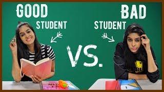 Good Student VS. Bad Student | Rickshawali