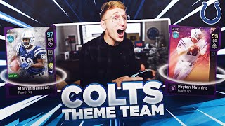 The All-Time Colts Team!