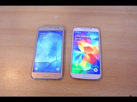 Samsung Galaxy J5 vs Galaxy S4 - Full Comparison HD
