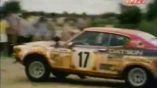 1977 East African Safari Rally (Long Way To Nairobi)