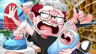 DADDY OLYMPICS!! - Mother Simulator Gameplay