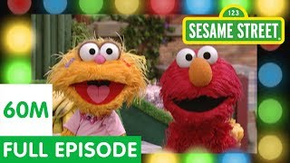 Download Elmo and Zoe Play the Healthy Food Game | Sesame Street Full Episodes Video