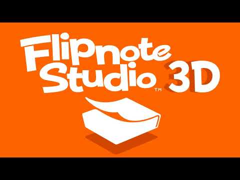 Title Screen (Demo) - Flipnote Studio 3D