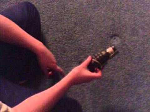 Airsoft smoke grenade review