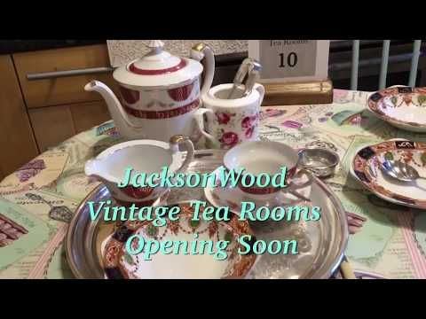 JacksonWood Vintage Tea Rooms Sheerness On Sea ME12 1AB