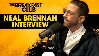 Neal Brennan Talks