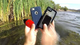 I Found a Working iPhone 8 and iPhone 7 Deep in the River! (Returned to Owner)
