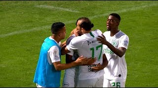 Cúcuta vs. Nacional (1-3) | Liga Aguila 2019-1 | Fecha 11