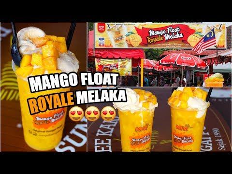 Mango Float Royale Melaka - WAJIB TRY