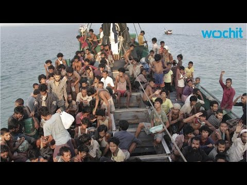 Malaysia, Indonesia to Let Boat People Come Ashore...Temporarily