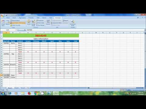 Excel 2007: how to record and use macros in excel