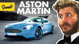 ASTON MARTIN - Everything You Need to Know | Up to Speed