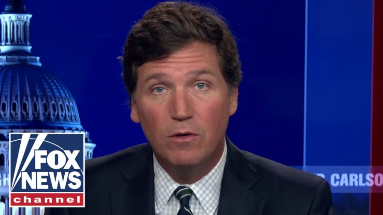 Tucker: Why did they lie to us for so long