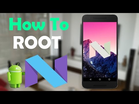 How To Root Android Nougat 7.0 on Google Nexus Android Smartphones