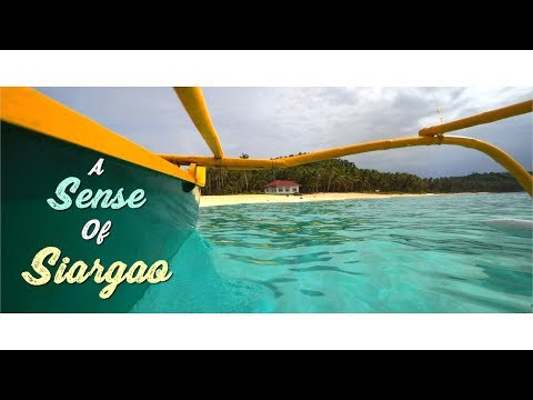 A Sense of Siargao - Philippines Vacation