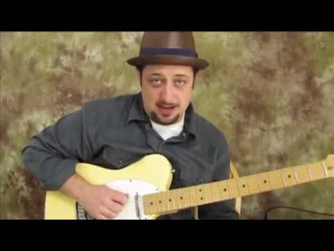 How to get better playing Blues Guitar (Marty Schwartz Practice Tips)