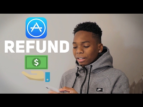 Get REFUND for iTunes or App Store purchases