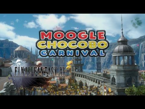 Final Fantasy XV Chocobo Moogle Carnival: All photo, Chocobo & Moogle locations and FISHING Prizes