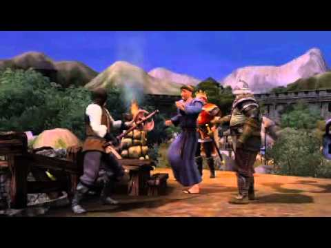 The Sims Medieval : A Gameplay Trailer (Mac PC)