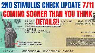 Second Stimulus Check| Positive Update and Coming Sooner Than You Think