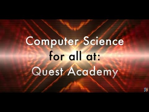 Coding at Quest Academy