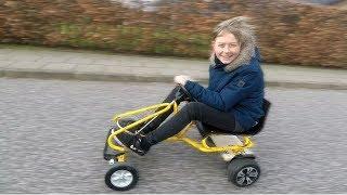 Diy Hoverboard To Go Kart Step By Step Hoverkart