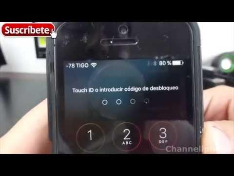 Como Volver A Cuatro Digitos Codigo De Bloqueo iPhone - Trucos de iOS 9