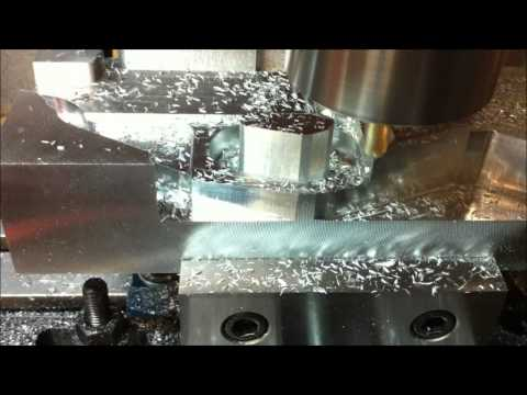 CNC Milling an AR-15 Receiver From Scratch Chapter 3: 3D work.