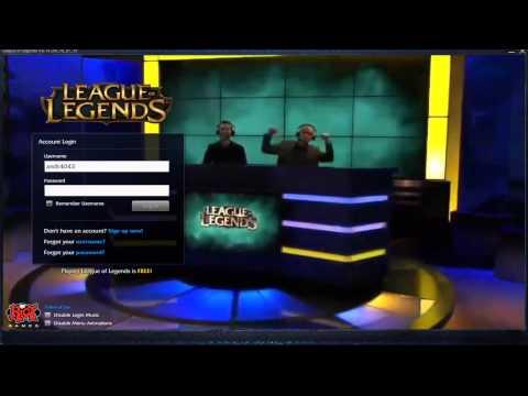 Phreak the Dancemaster - Custom Login Screen League of Legends
