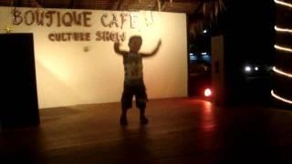 Ashfyee- My Son at KL dance floor