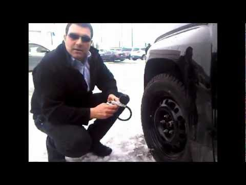 How to properly check your Tire Pressure | NewRoads GM Service
