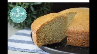 Eggless Yellow Sponge Cake | No condensed milk | No dense